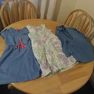 3 outfits $13